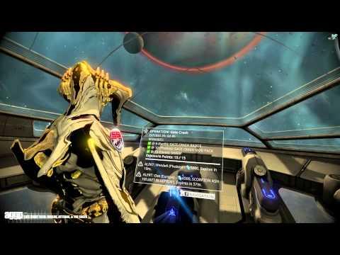 Warframe Vlog: Buzlok, Atterax, and Sheev