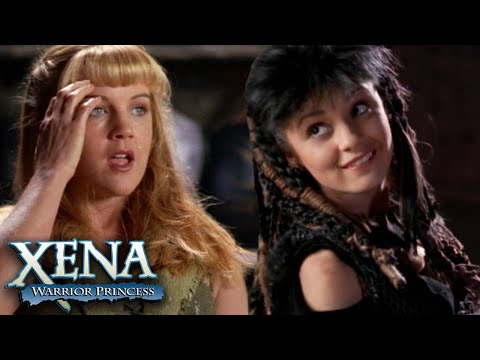 Tara Wants To Replace Gabrielle | Xena: Warrior Princess