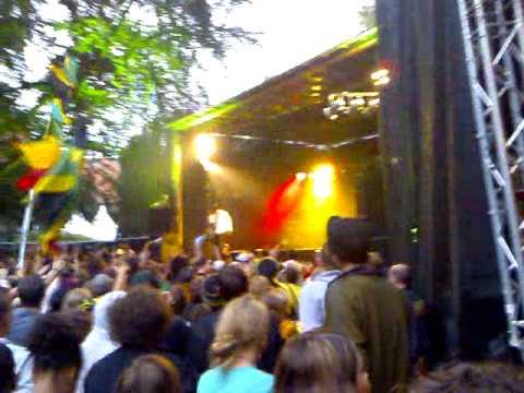 Mr. Vegas - Heads High Live (Reggaejam 2009/Bersenbrück)