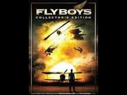 Opening to Flyboys 2007 DVD