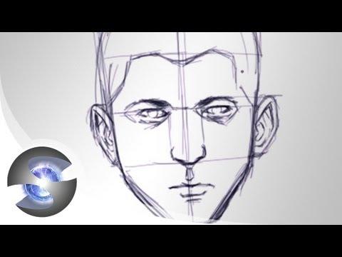 Como dibujar una cara (