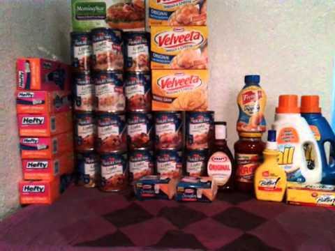 Fry's Food Mega Sale Couponing Haul Pt.1