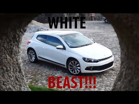 VW Scirocco 1.4 TSI 160 hp with REVO and ITG intake 0-100 Sprint