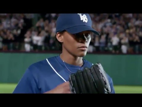 First Woman Pitching in Major League Baseball