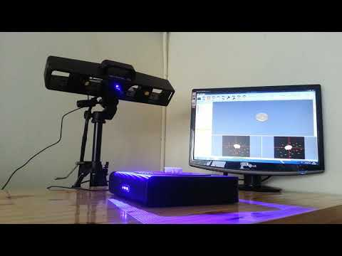 EaScan-II Bulelight Scan