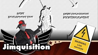 Video The Deadly Spiral Of Live Services (The Jimquisition) MP3, 3GP, MP4, WEBM, AVI, FLV Desember 2018