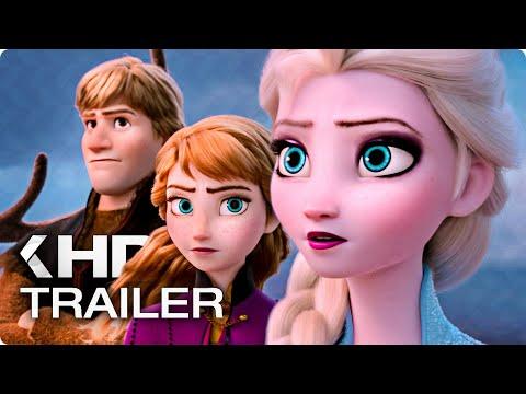 DIE EISKÖNIGIN 2 Teaser Trailer German Deutsch (2019)