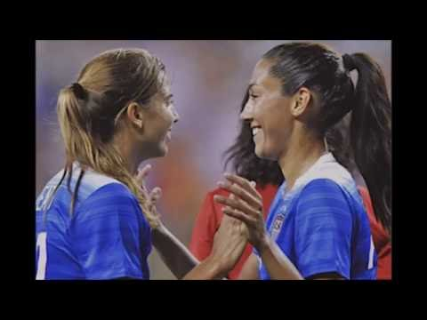 Tobin Heath & Christen Press // Strong