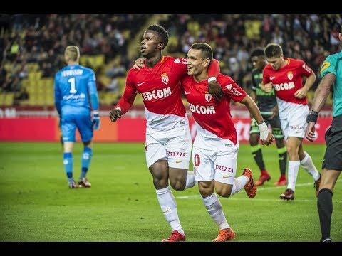 BORD TERRAIN : AS Monaco 6-1 EA Guingamp