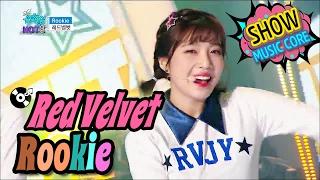 Video [HOT] RED VELVET - Rookie, 레드벨벳 - 루키 Show Music core 20170218 MP3, 3GP, MP4, WEBM, AVI, FLV Januari 2018