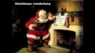 Christmas vocabulary, Learn English
