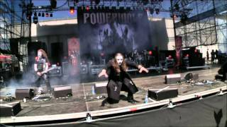 Sanctified With Dynamite (Masters of Rock 2011)