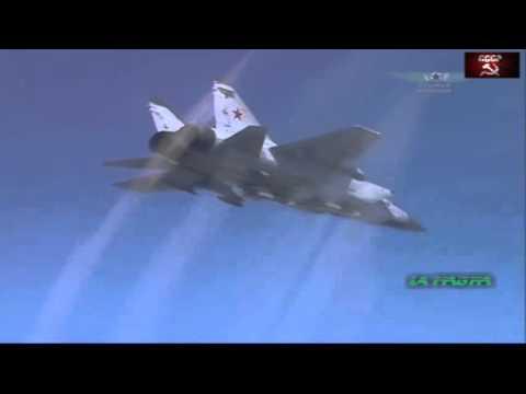 Миг 31 * MiG 31 - Fastest Supersonic...