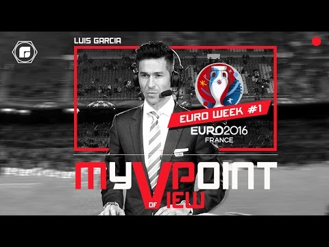 MvP Luis Garcia – Euro Week 1