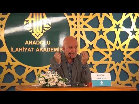 Hamza TÜRKMEN ile ''Muhammed Abduh'' Konulu Seminer