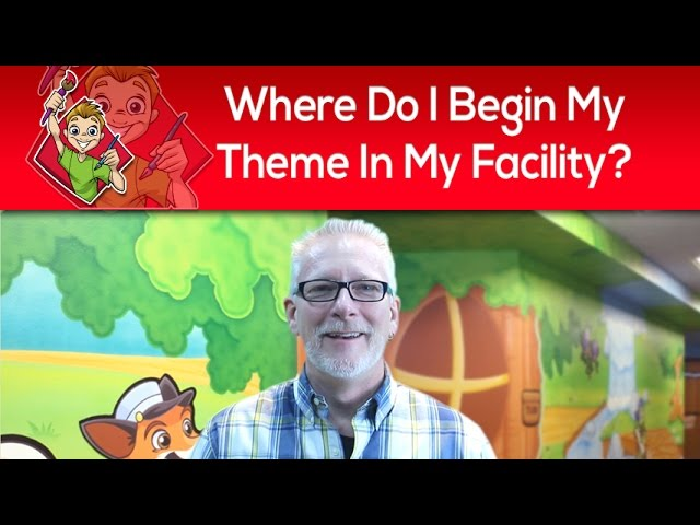 Where Do I Begin To Install My Children's Ministry Theme In My Facility?