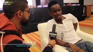 Black M لأول مرة في المغرب يشارك في مهرجان التسامح