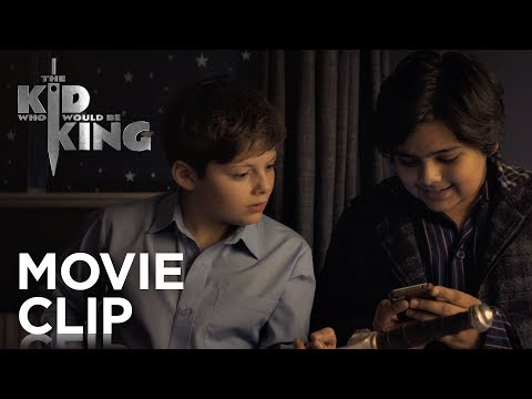"The Kid Who Would Be King | ""Maybe It's A Prank"" Clip 