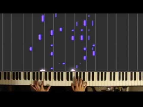 「Yahari Ore no Seishun」 ED - Hello Alone (piano solo) (видео)