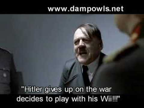 New Xbox Commercial [2k7]Hitler Get's Banned From Xbox Live!