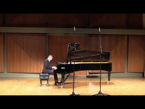 See video  Scriabin Fantasy in B Minor