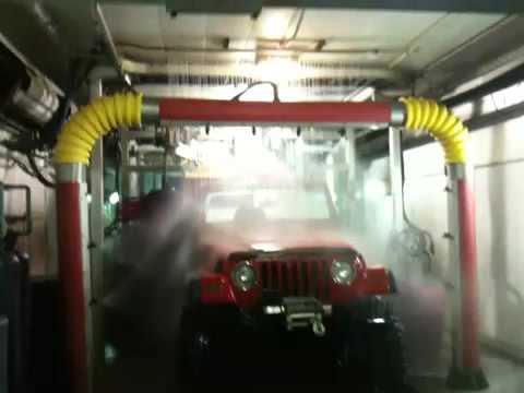 Jeep no top снимок