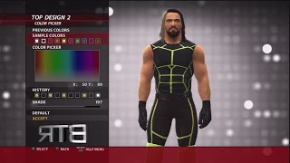 wwe-summerslam-superstar-threads-x7-featuring-seth-rollinsrandy-ortonroman-reignsthe-miz-a-more