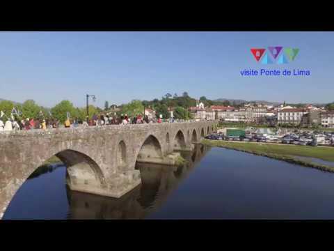 Resumo da Recriação Histórica da Tomada de Ponte de Lima por D. João I