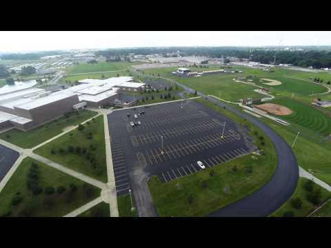 Bluffton Drone Video