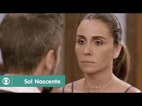 Sol Nascente: capítulo 138 da novela, terça, 7 de fevereiro, na Globo