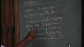 Lecture - 15 Principles Of Mechanical Measurements