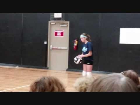 Volleyball Match Highlights 2014-05-02