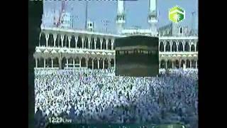 خطبة الجمعة من المسجد الحرام 22-12-1432 | الشيخ صالح آل طالب