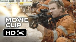 Son Of A Gun Movie CLIP - Escaping the Mine (2014) - Ewan McGregor Movie HD