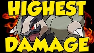 THE BEST DAMAGE IN POKEMON SUN AND MOON! Alolan Golem Moveset Guide by Verlisify