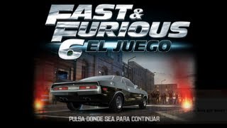 Nonton Fast & Furious 6:The Game : Game play universal (android,iPhone , iPod y iPad ) Film Subtitle Indonesia Streaming Movie Download