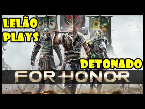 For Honor - #2 - A Legião Pedra Negra! (Gameplay PC PT-BR)