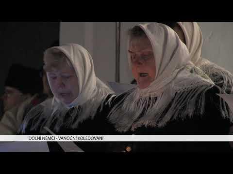 TVS: Dolní Němčí - Vánoční koledování