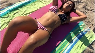 15 Minute Intense Sexy Bikini ABS WORKOUT!! TRY IT!! - YouTube