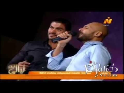 """خالد سليم يكتشف موهبة """"عرنوس"""" الغنائية في دويتو """"موعود"""""""
