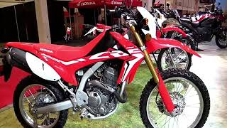 1. 2019 Honda CRF250L ABS Complete Accs Series Lookaround Le Moto Around The World