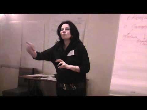 Этапы создания деловых игр (видео)
