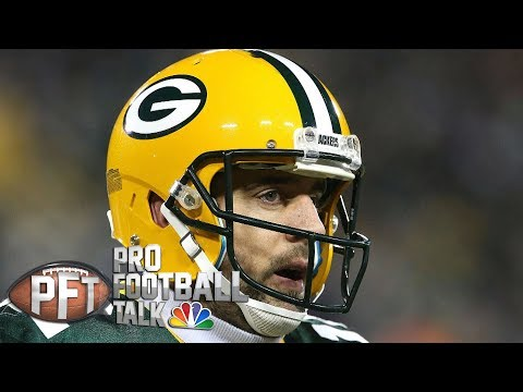 Video: Will Aaron Rodgers be involved in Packers coach search? I Pro Football Talk I NBC Sports