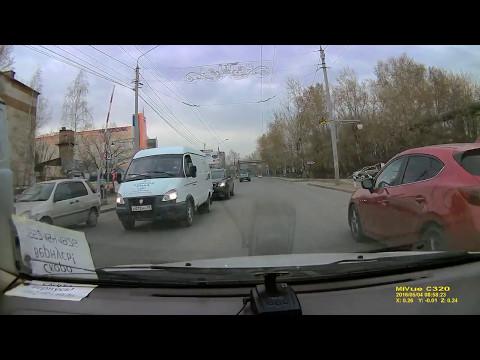 Авария в Томске с 1,55