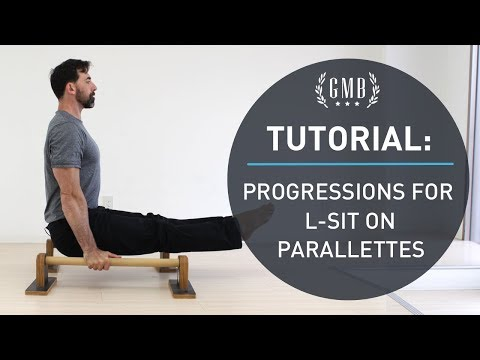sit - Fact: You can't do an L-Sit because you're too weak. Disagree? Check out this post: http://www.goldmedalbodies.com/how-to-do-an-l-sit The L-Sit is one of the...