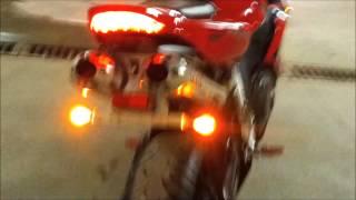 9. Honda CBR1000RR 2007 год