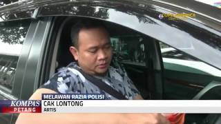 Video Cak Lontong Kena Tilang MP3, 3GP, MP4, WEBM, AVI, FLV Desember 2017