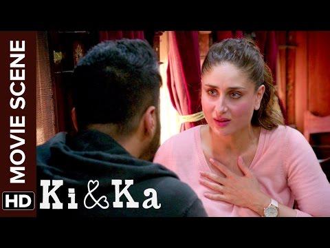 Kareena wants a perfect family | Ki & Ka | Movie Scene
