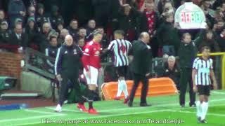 Video Fan Footage The Return of Zlatan Ibrahimović Manchester United 4 - Newcastle 1 18.11.17 MP3, 3GP, MP4, WEBM, AVI, FLV November 2017