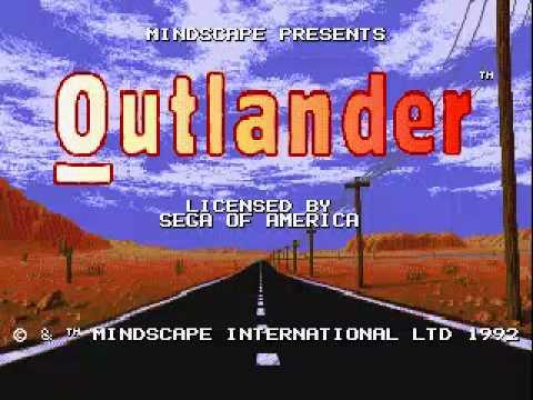 Outlander Megadrive